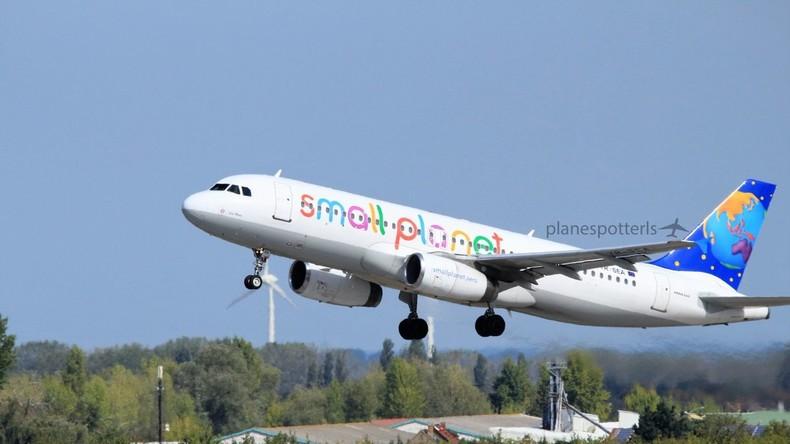 Nächste Airline-Pleite in Deutschland: Small Planet wiederholt Schicksal von Air Berlin