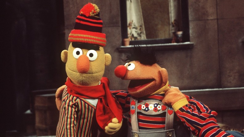 """Ernie und Bert doch nicht schwul? – """"Sesamstraße""""-Autor rudert zurück"""
