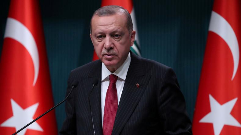 Erdoğan soll die größte Moschee in Deutschland eröffnen - Linke spricht von Propaganda-Auftritt