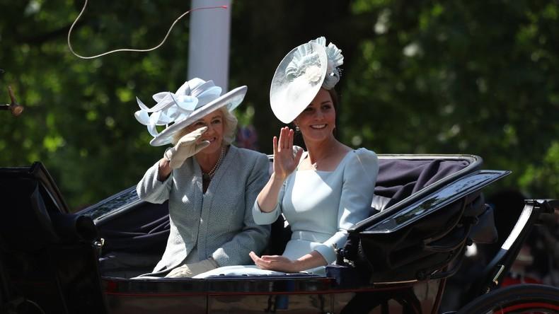 Schadenersatz für Herzogin Kate wegen Oben-ohne-Bildern