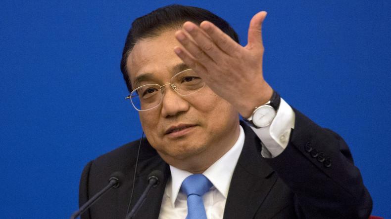 Handelsstreit mit USA - Chinesischer Premierminister sieht einseitige Handlungen als unzureichend