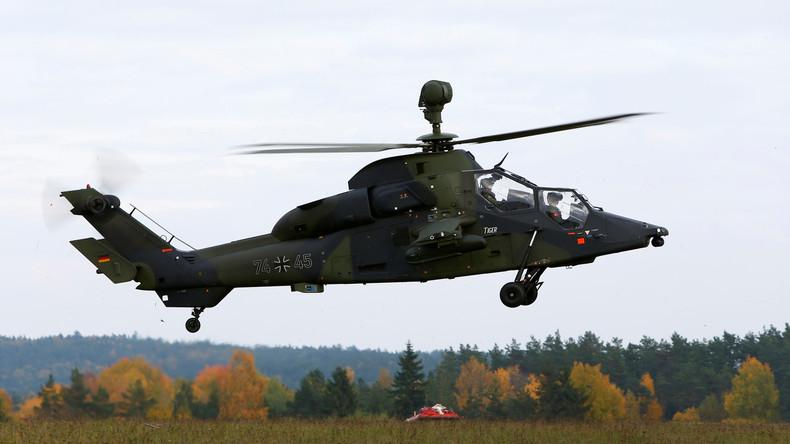 Bundeswehr: Massiver Moorbrand durch Waffenübungen - Löschfahrzeug war defekt