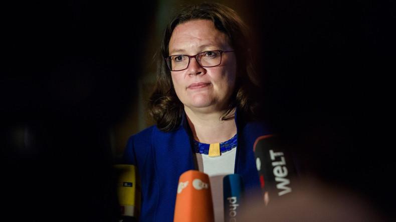 Interne Sprachregelung: Wie die SPD ihre Niederlage im Fall Maaßen schönreden wollte