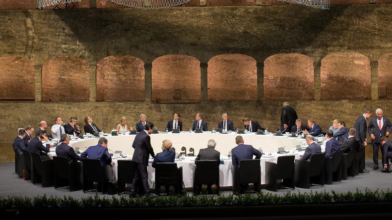 Bisher keine Annäherung bei Streitthemen bei EU-Gipfel in Salzburg