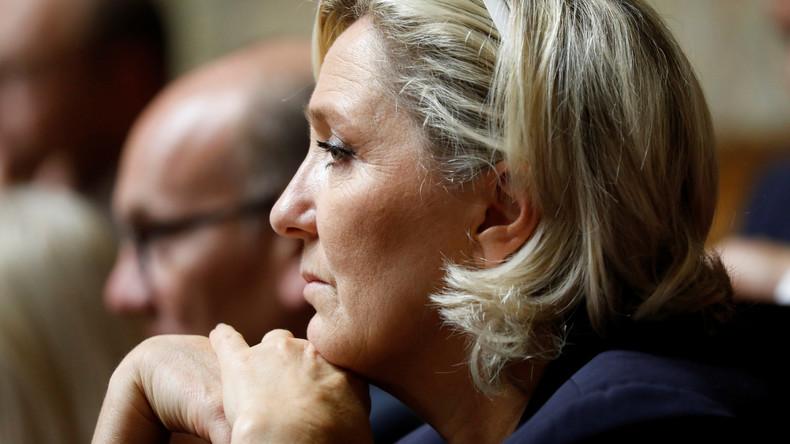 Nach Bildern von IS-Hinrichtungen: Gericht ordnet psychiatrische Untersuchung von Marine Le Pen an