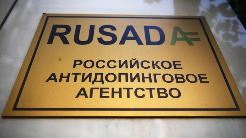Welt-Anti-Doping-Agentur hebt RUSADA-Sperre auf