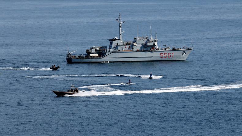 Italienische Marine schmuggelt 3.600 Schachteln Zigaretten nach Abschluss von Libyen-Mission