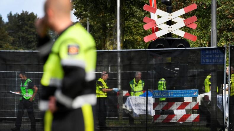 Niederlande: Vier Kinder im Lastenrad sterben bei Zusammenstoß mit Zug