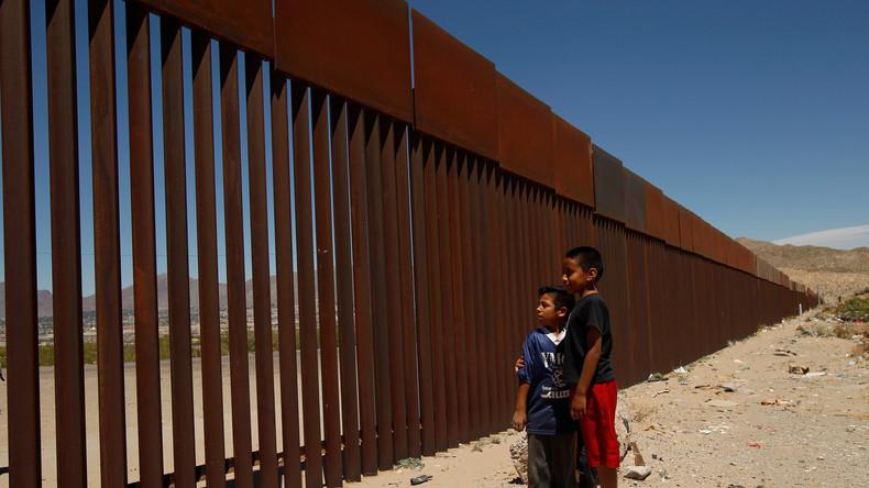 Irrsinn oder Geschäftsidee? Trump schlägt Anti-Migrations-Mauer durch die Sahara vor
