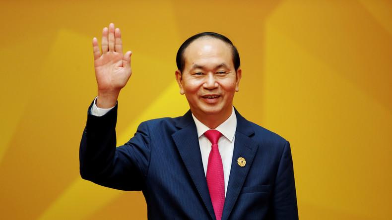 Vietnams Präsident Quang im Alter von 61 Jahren gestorben
