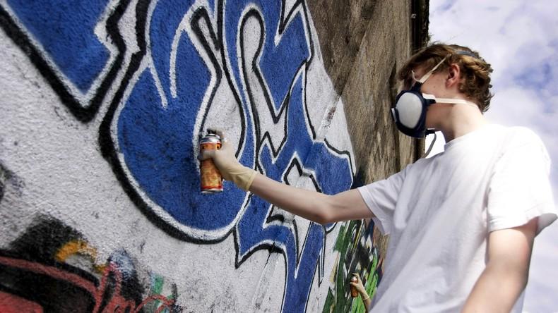 Gemälde von erschossenem Clanmitglied in Berlin überstrichen