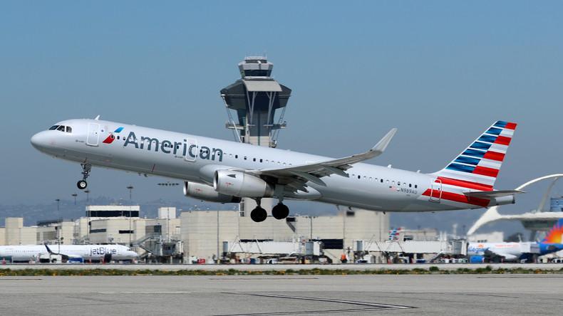 Versuchte Kaperung eines Flugzeuges - US-Student festgenommen, Motiv unklar