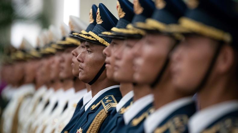 China droht USA: Hebt Sanktionen gegen Militär auf oder tragt die Konsequenzen
