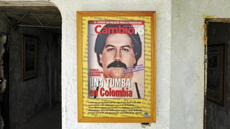 Museum zu Ehren des berüchtigten Drogenbosses Pablo Escobar in Kolumbien geschlossen