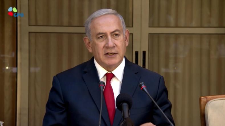 Flugzeug-Abschuss in Syrien: Netanjahu zeigt Trauer über Tod von 15 russischen Soldaten