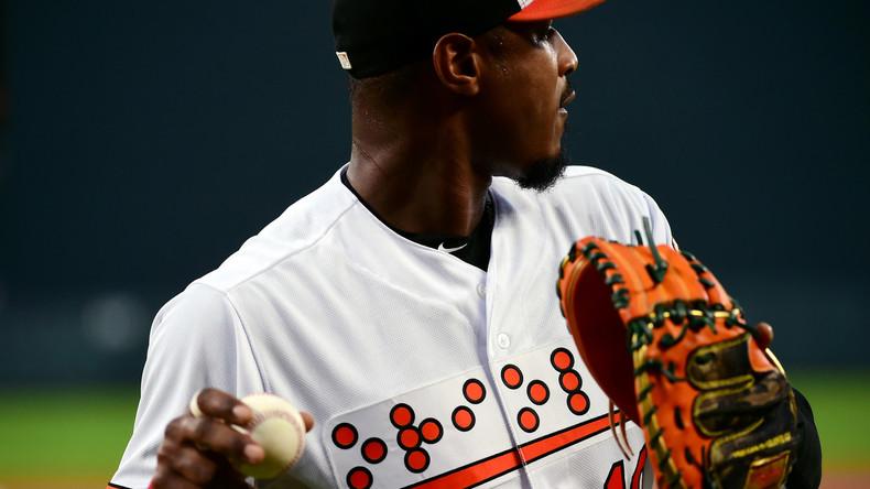 Baseball-Team ehrt US-Blindenverband mit Brailleschrift auf Trikots