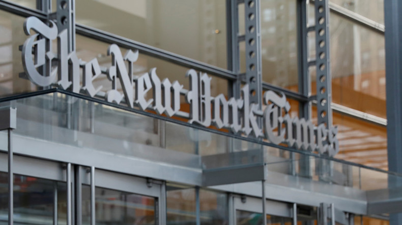 New York Times-Sonderbericht zu Russland enthüllt: Nichts! (Video)