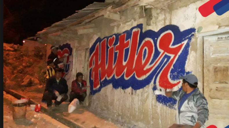Peru: Lenin versucht die Wahlkampagne von Hitler zu torpedieren
