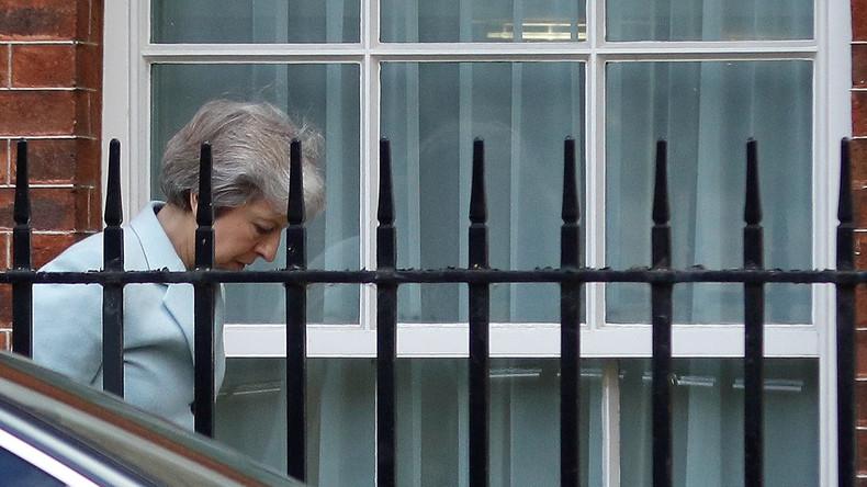 """London in der """"Sackgasse"""": Britische Premierministerin fordert neue Vorschläge der EU"""