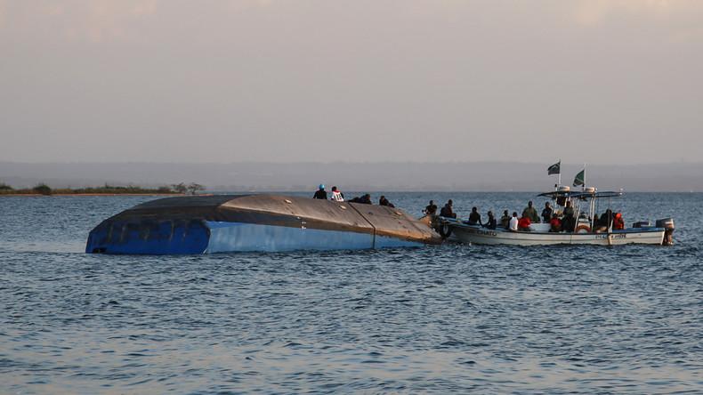 Festnahmen nach Fährunglück in Tansania: Der Kapitän war gar nicht an Bord