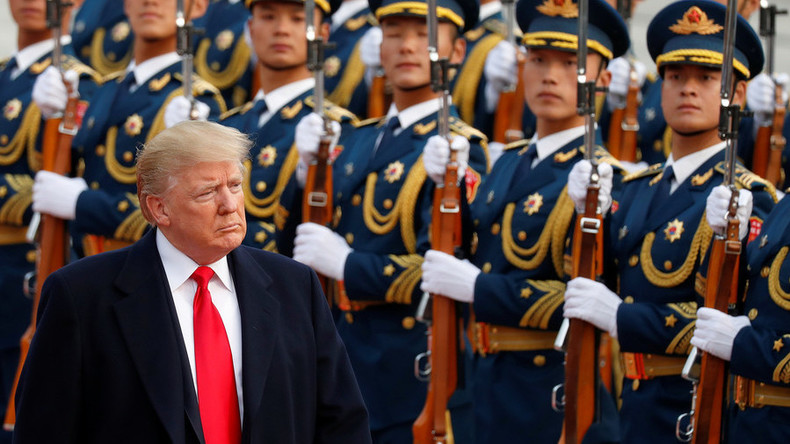 """Eskalation des Handelsstreits – Trump droht China: """"Wir haben weit mehr Patronen"""""""