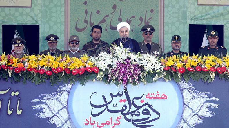 Anschlag bei Militärparade im Iran