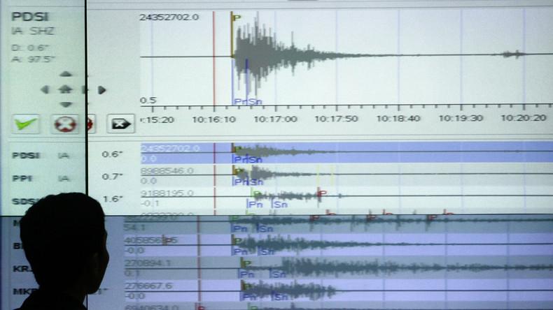 Mexikanischer Musiker verwandelt Erdbebengeräusche in Kunstwerk