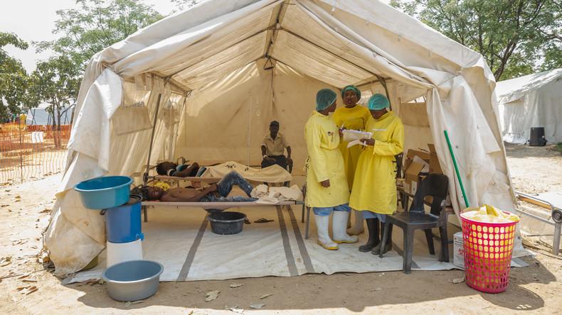 Mindestens 97 Tote durch Cholera in Nigeria
