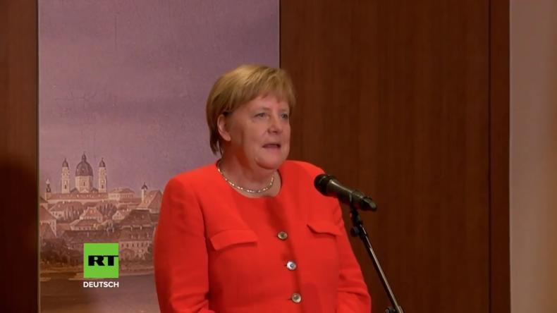 Deutschland: GroKo-Parteichefs überdenken Versetzung des Verfassungsschutzpräsidenten