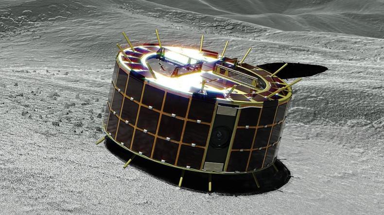 Japanische Roboter-Kundschafter landen auf Asteroid Ryugu