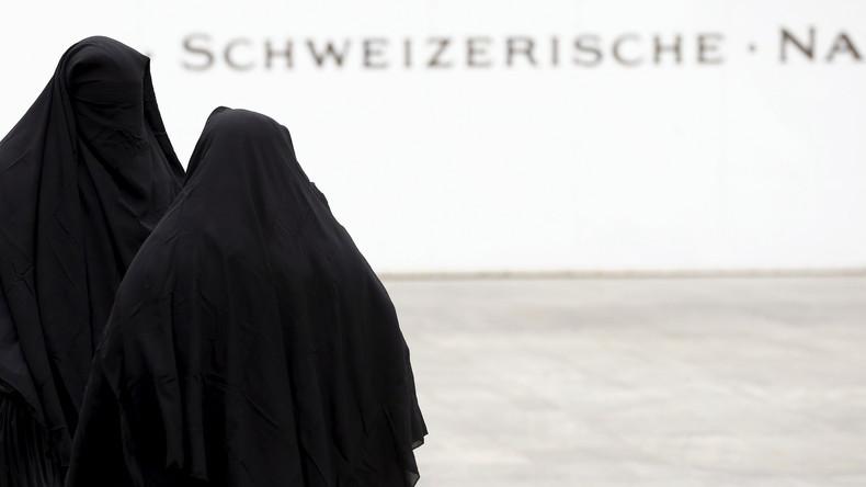 Schweizer Kanton St. Gallen stimmt über Verhüllungsverbot ab