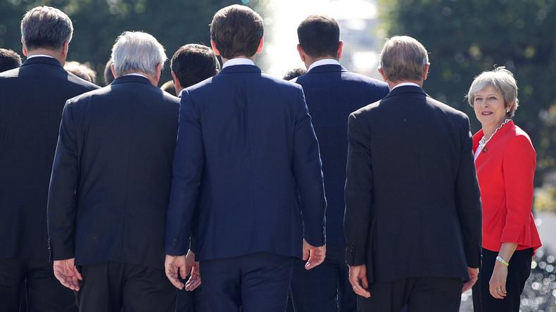 Laut Sunday Times: Britische Premierministerin May erwägt Neuwahlen