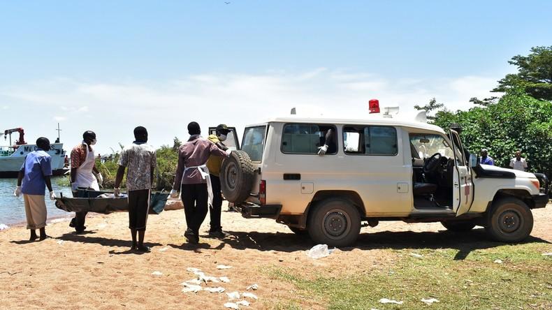 Fährunglück in Tansania: Retter finden Überlebenden und bergen mehr als 220 Leichen