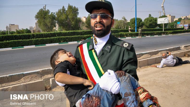 Nach Angriff auf Militärparade im Iran: Regierung in Teheran droht Israel und den USA mit Vergeltung