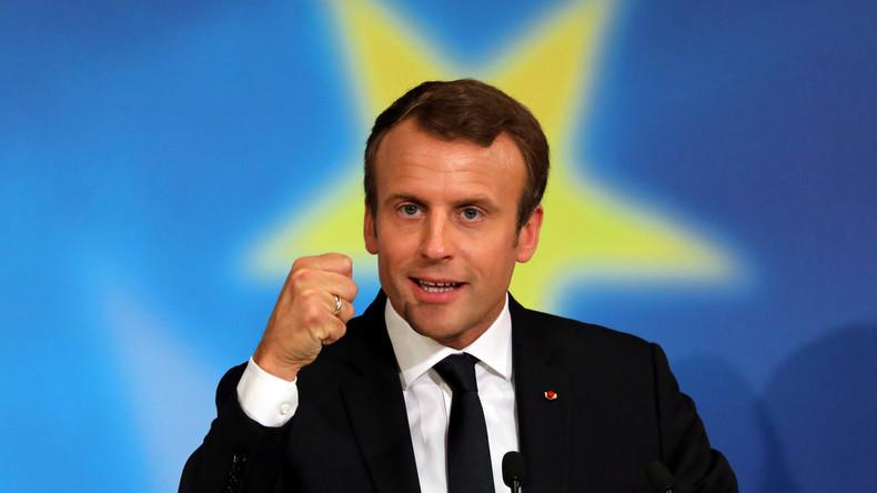 Macrons Rede zur Neugründung Europas ein Jahr danach – Alles auf Anfang