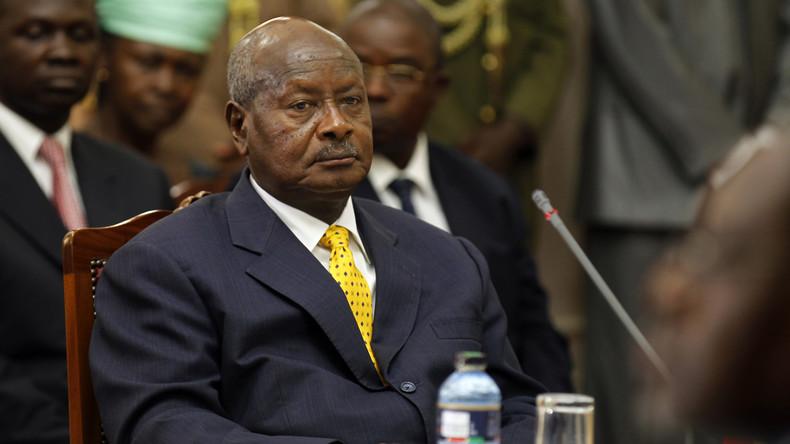 """Regime Change made in USA: Ugandas neuer """"Oppositionsführer"""""""