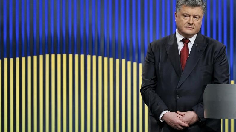 Petro Poroschenko Flag Ukraine