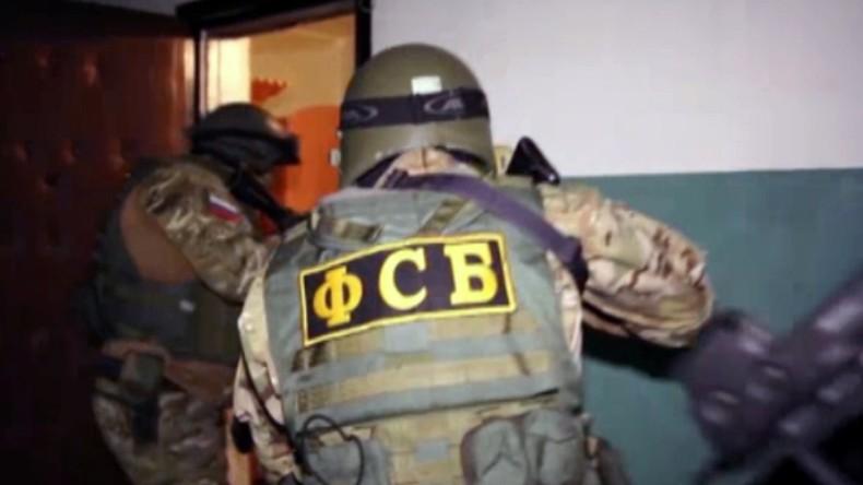 Spionage: FSB nimmt ukrainischen Agenten in Südrussland fest