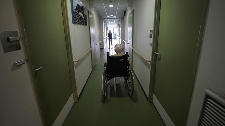 Alter Mann überlebte fünf Tage in ausgebranntem US-Seniorenheim