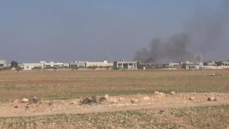 Idlib: Ständiger Beschuss durch Terroristen - Eröffnung von Flüchtlingskorridor verschoben