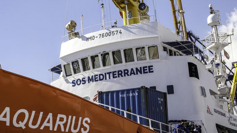 Gutachten: Deutschland kann Rettungsschiffe nicht registrieren