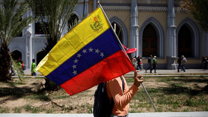 Donald Trump verhängt neue Sanktionen gegen Venezuela