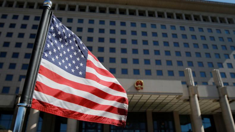 US-Behörden nehmen Chinesen wegen Spionageverdacht fest