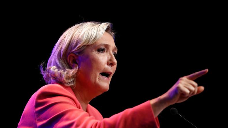 Justiz gibt Teil beschlagnahmter Millionen der Le-Pen-Partei frei