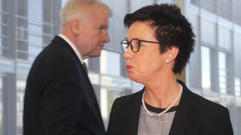 Versorgungsstelle nach Skandalen: Ex-BAMF-Chefin erhält wie Maaßen neuen Job im Innenministerium