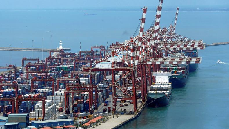 EZB-Studie: Peking eindeutiger Gewinner des Handelskriegs mit USA