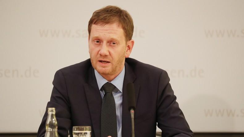 Aufstand in Sachsen: CDU-Fraktionschef will Koalition mit AfD nicht mehr ausschließen