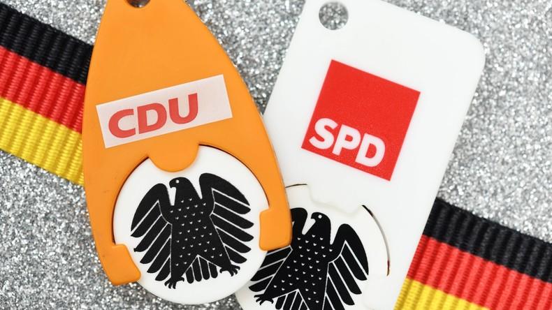 Studie zu Parteipräferenzen: Unionsparteien sind bei Zuwanderern am beliebtesten
