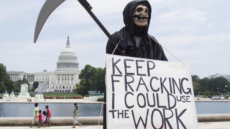 EU-Steuergelder für US-Exportpläne: EU subventioniert mit 2 Milliarden Euro Fracking-Gas aus den USA