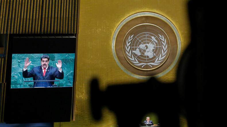 LIVE: 3. Tag der UN-Vollversammlung in New York